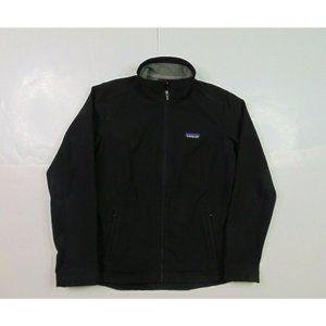 Patagonia M Leeway Jacket Windproof Soft Shell